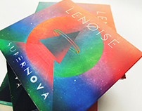 Lenoise / CD Packaging