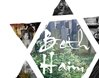Beth Haim - poster for photo exhibition