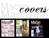 Macon Magazine: Cover Pages