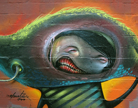 graffiti work 2010 (selection)