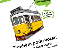 Lisboa é de Todos | Institutional campaign