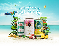 Taiwan Beer - Launching Campaign
