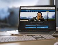 Principia School and College Responsive Website