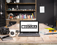 Cafe Obscura - Brand Identity & Social planning