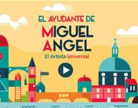 App - El ayudante de Miguel Ángel