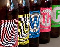 CB Beer Week 2016 Labels