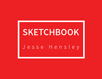 Jesse Hensley Sketchbook