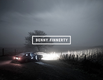 Benny Finnerty Brand & Web Design
