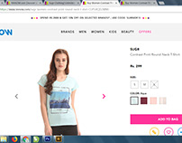 My Design - Womens Graphic T Shirts in online