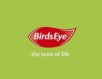 Birdseye advert