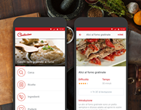 Gustissimo - Android and iOs App