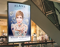 Alana Jewelry - Mall Displays