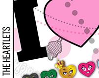 The Heartlets Kickstarter Posts