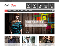 Castar - eCommerce HTML5 Template