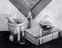 Alchemist Still Life