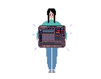 Pixelart Works