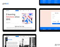 Globed.co Responsive Web Design
