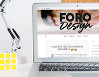 Blog FORO Design
