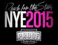 NYE @ Proof Rooftop Lounge Video