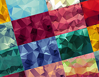 Freebie: polygon backgrounds