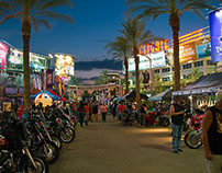 Westgate Bike Night 6-25-15