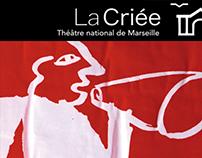 La Criée, théâtre national de Marseille