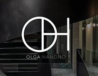 OLGA HANONO / REDISEÑO LOGOTIPO