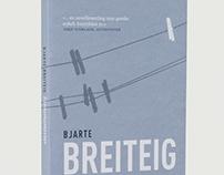 Pocket for Bjarte Breiteig / Aschehoug