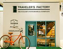 Traveler's notebooks 10週年海外紀念展