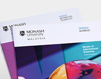 Monash University Brochures