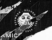 Besworx Record label