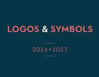 Logos & symbols 2016+2017