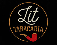 LIT Tabacaria - Identidade Visual