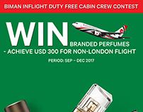 Flyer - Biman Airlines