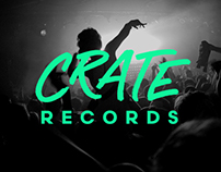 CRATE RECORDS • IDENTITY