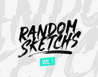 Random Sketchs Vol.1