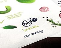 [ ID + IMPRESSOS ] Restaurante Bio