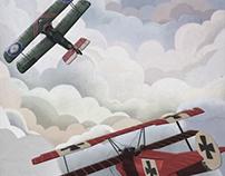 WW1 Centenary Exhibition Animations