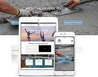 ValleyPool WordPress Website Design