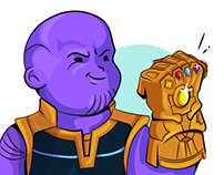 Thanos (Marvel Cinematic Universe MCU)