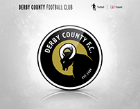 Derby County FC | logo redesign