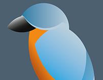 Logo serie : Bird