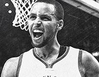 Stephen Curry 2014-15 NBA MVP