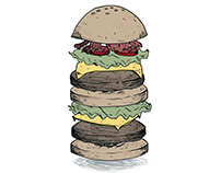 Burger (Animation)