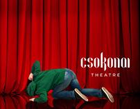 Csokonai Theatre - Kulisszák