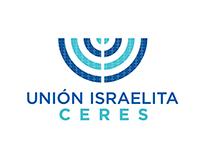 Jewish Logo - Unión Israelita Ceres
