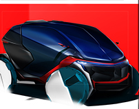 -FLINK- Concept City car