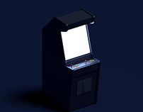 Arcade Low-poly 3D