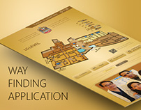 Way Finding Application