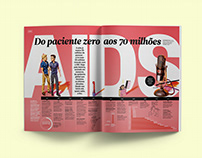 AIDS - From patient zero to 70 million